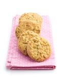 Γλυκά μπισκότα φυστικιών Στοκ Εικόνες
