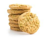 Γλυκά μπισκότα φυστικιών Στοκ εικόνες με δικαίωμα ελεύθερης χρήσης