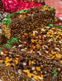 Γλυκά σοκολατών Στοκ φωτογραφία με δικαίωμα ελεύθερης χρήσης