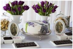 Γλυκά της Προβηγκίας Στοκ εικόνες με δικαίωμα ελεύθερης χρήσης