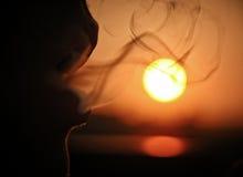 Γλυκά τσιγάρα καπνού Στοκ Φωτογραφίες