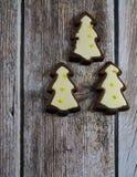 Γλυκά Χριστουγέννων Στοκ εικόνα με δικαίωμα ελεύθερης χρήσης