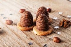 Γλυκά Χριστουγέννων Στοκ φωτογραφίες με δικαίωμα ελεύθερης χρήσης
