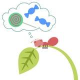 Γλυκά όνειρα απεικόνιση αποθεμάτων
