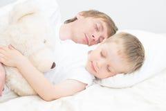 Γλυκά όνειρα Στοκ εικόνα με δικαίωμα ελεύθερης χρήσης