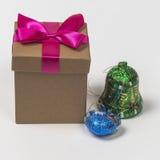 Γλυκά δώρα Χριστουγέννων Στοκ εικόνα με δικαίωμα ελεύθερης χρήσης