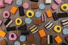 Γλυκά Στοκ Εικόνα