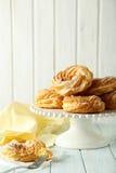 Γλυκά eclairs στοκ φωτογραφία με δικαίωμα ελεύθερης χρήσης