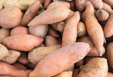 Γλυκές πατάτες Στοκ φωτογραφίες με δικαίωμα ελεύθερης χρήσης