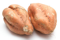 Γλυκές πατάτες Στοκ Εικόνες