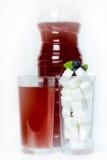 Γλυκές ποτά και ζάχαρη Στοκ Εικόνα