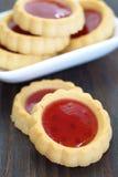 Γλυκιά μαρμελάδα φραουλών Στοκ εικόνες με δικαίωμα ελεύθερης χρήσης