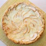 Γλυκιά Apple-πίτα Στοκ φωτογραφία με δικαίωμα ελεύθερης χρήσης