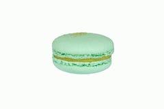 Γλυκό γαλλικό πολύχρωμο κέικ Στοκ Εικόνες