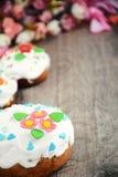 Γλυκό κέικ Πάσχας στοκ εικόνα με δικαίωμα ελεύθερης χρήσης