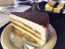 Γλυκό κέικ σοκολάτας Στοκ Φωτογραφίες