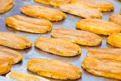 γλυκό μπανανών Στοκ Εικόνα