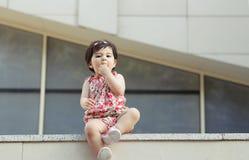 Γλυκό μωρό Στοκ Εικόνες