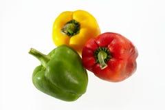 Γλυκό πιπέρι ή τσίλι Στοκ φωτογραφίες με δικαίωμα ελεύθερης χρήσης