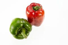 Γλυκό πιπέρι ή τσίλι Στοκ Εικόνες
