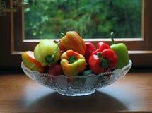 Γλυκό πιπέρι κουδουνιών στοκ εικόνα με δικαίωμα ελεύθερης χρήσης