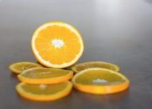 Γλυκό πορτοκάλι 1 Στοκ εικόνα με δικαίωμα ελεύθερης χρήσης