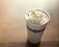 Γλυκό ποτό πρωινού Στοκ εικόνες με δικαίωμα ελεύθερης χρήσης