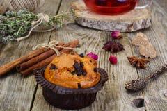 γλυκό σοκολάτας κέικ Στοκ εικόνα με δικαίωμα ελεύθερης χρήσης