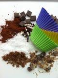 γλυκό συστατικών Στοκ φωτογραφίες με δικαίωμα ελεύθερης χρήσης