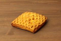Γλυκό ψωμί με το βερίκοκο Στοκ φωτογραφία με δικαίωμα ελεύθερης χρήσης