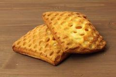 Γλυκό ψωμί με το βερίκοκο Στοκ φωτογραφίες με δικαίωμα ελεύθερης χρήσης