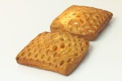 Γλυκό ψωμί με το βερίκοκο Στοκ Εικόνες