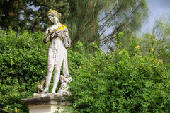 Γλυπτά κήπων Στοκ Εικόνες