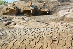 Γλυπτικές πετρών Στοκ εικόνες με δικαίωμα ελεύθερης χρήσης