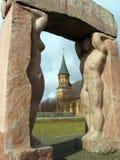Γλυπτική σύνθεση Στοκ φωτογραφία με δικαίωμα ελεύθερης χρήσης