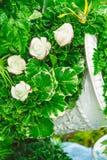 Γλυπτική φρούτων πεπονιών Στοκ φωτογραφία με δικαίωμα ελεύθερης χρήσης