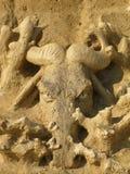 Γλυπτό άμμου Στοκ Εικόνα