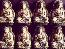 Γλυπτό Αγίου Bhuddist Στοκ εικόνα με δικαίωμα ελεύθερης χρήσης