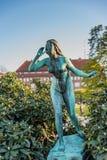 Γλυπτό ηχούς Στοκ φωτογραφία με δικαίωμα ελεύθερης χρήσης