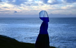 Γλυπτό θαλασσίως σε Bondi Στοκ εικόνες με δικαίωμα ελεύθερης χρήσης