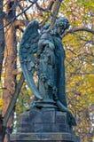 Γλυπτό νεκροταφείων Στοκ εικόνα με δικαίωμα ελεύθερης χρήσης