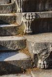Γλυπτό ποδιών λιονταριού Στοκ φωτογραφία με δικαίωμα ελεύθερης χρήσης