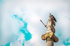 Γλυπτό στην Αθήνα Στοκ Φωτογραφία
