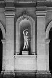 Γλυπτό στο μουσείο των Καλών Τεχνών της Λυών, Γαλλία Αγάλματα στο πάρκο Palais Saint-Pierre Στοκ φωτογραφίες με δικαίωμα ελεύθερης χρήσης