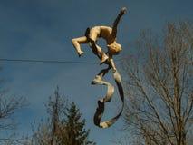 Γλυπτό τέχνης Στοκ εικόνες με δικαίωμα ελεύθερης χρήσης