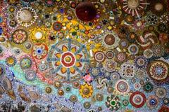 Γλυπτό τοίχων Στοκ Εικόνα