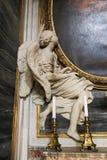 Γλυπτό του αγγέλου, Βατικανό Στοκ εικόνες με δικαίωμα ελεύθερης χρήσης