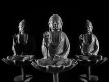 γλυπτό του Βούδα στοκ εικόνα με δικαίωμα ελεύθερης χρήσης
