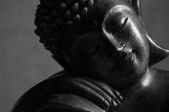 γλυπτό του Βούδα στοκ εικόνα