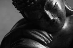 γλυπτό του Βούδα στοκ εικόνες με δικαίωμα ελεύθερης χρήσης